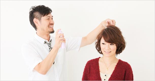 良い空間に音響はとても重要 美容院nico hair design石田氏