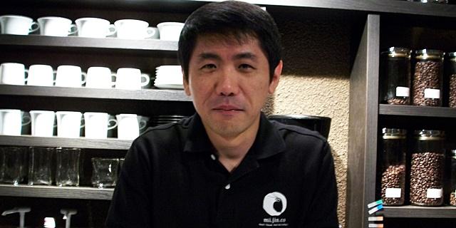 音質もカフェの居心地良さに重要 みじんこ長戸氏